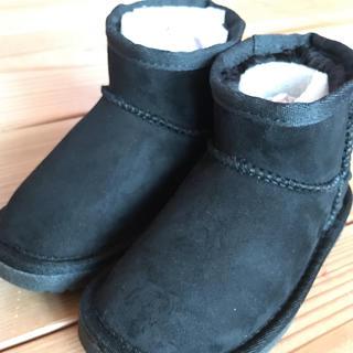 ムートンブーツKIDS(ブーツ)