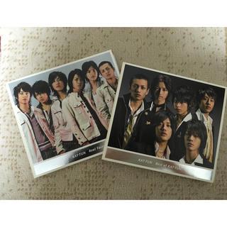 KAT-TUN CDセット