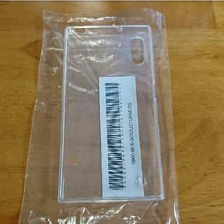 スマホカバー 保護カバー SO-01J 透明 新品(Androidケース)