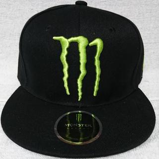 モンスターエナジー キャップmonster energy 帽子 スナップバック