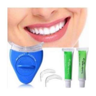 Θホワイトニング★ 白い歯 ジェル LED 歯ブラシ 漂白   ※(歯ブラシ/デンタルフロス)