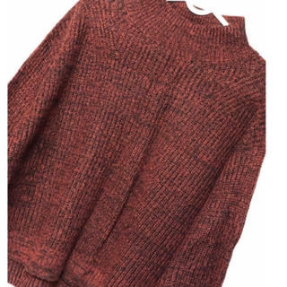 ジーユー(GU)のプチハイネックニット(ニット/セーター)