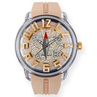 No.12 TENDENCE ONE PIECE コラボ 限定腕時計 ログポース