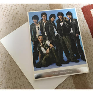 KAT-TUN DVDとブックレットのセット