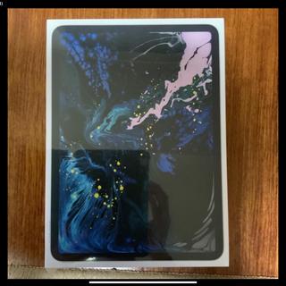 アップル(Apple)の新品未開封 iPad Pro 11インチ シルバー 256gb(タブレット)