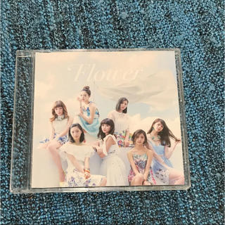 flower / blue sky blue   CD