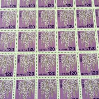 120円切手25枚 3000円分です。