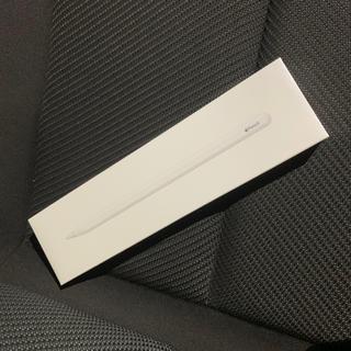 アップル(Apple)のapple pencil 第2世代 12月10日購入 MU8F2J/A ④(タブレット)