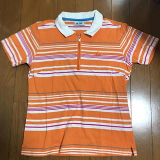 アディダス(adidas)のアディダスゴルフウェアー ポロシャツM(ポロシャツ)