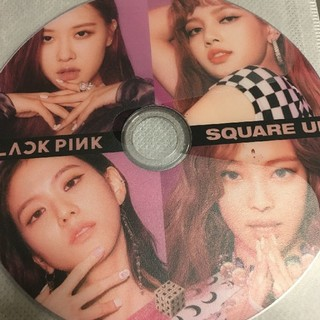 BLACKPINK DVD