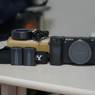 ソニー(SONY)のSONY α6300 a6300 ボディ ミラーレス一眼カメラ(ミラーレス一眼)