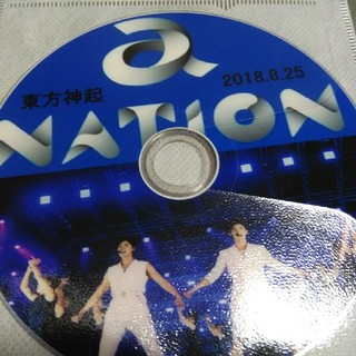 東方神起 a-nation DVD