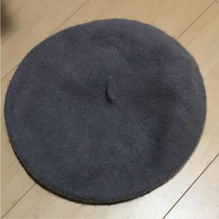 新品!ウール!ベレー帽!