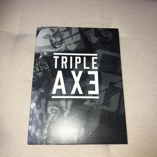 TRIPLE AXE DVD