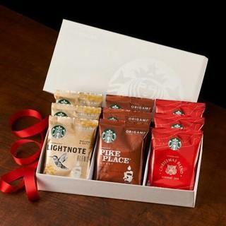 Starbucks Coffee - スターバックス オリガミ® ホリデー アソート セット 9袋 【クーポンOK】