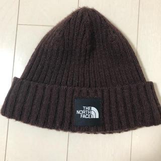 ノースフェイス✴︎ニット帽
