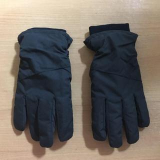 メンズ手袋&タイツ セット(手袋)