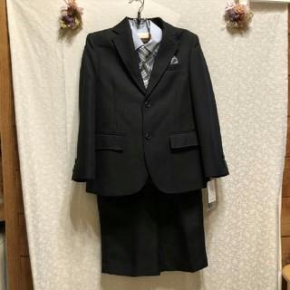 感謝sale♥3593♥新品❇男の子👦130㎝♥5点set 合わせやすいスーツ(ドレス/フォーマル)