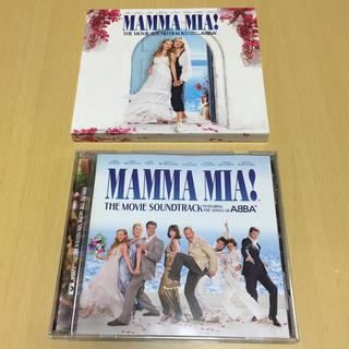 MAMMA MIA! マンマミーア!  サントラ cd アルバム(映画音楽)