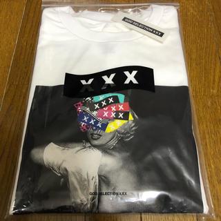 即完売【M】god selection xxx マリリンモンロー ロンT