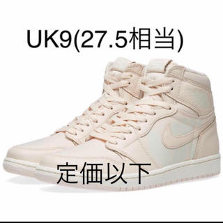 NIKE AIR JORDAN 1 GUAVA ICE