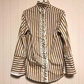 ザラ(ZARA)のシャツ/ブラウス(シャツ/ブラウス(長袖/七分))