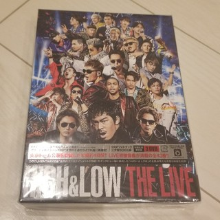 HiGH&LOW THE LIVE DVD
