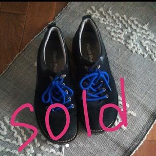 別サイトにてご成約 革靴 ゴアテックス使用 24.5(ローファー/革靴)
