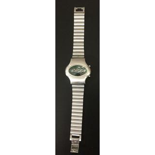 【ジャンク】フォッシル(FOSSIL) 2002  LED腕時計