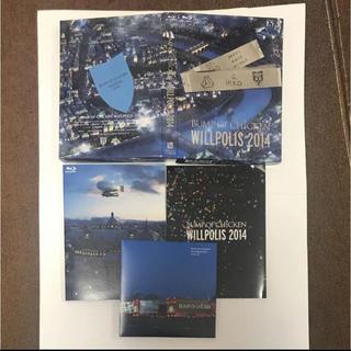 BUMP OF CHICKEN WILLPOLIS2014 ライブDVD &CD(ミュージシャン)