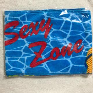 セクシー ゾーン(Sexy Zone)のSexy Zone Summer Paradise タオル(アイドルグッズ)