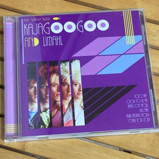ベスト・オブ・カジャグーグー・アンド・リマール CDアルバム