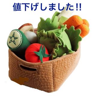 イケア(IKEA)のIKEA おままごと 野菜セット (その他)