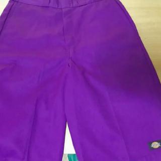 ディッキーズ(Dickies)のDickies ディッキ ハーフパンツ 32 紫(ハーフパンツ)