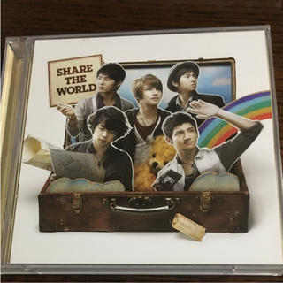 Share The World/ウィーアー!