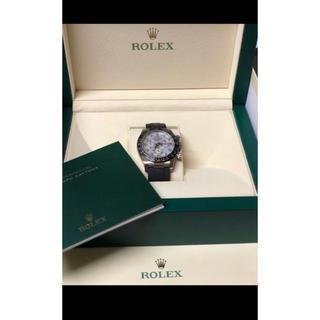 ロレックス(ROLEX)のデイトナ116519LNシェル  6月伊勢丹購入(腕時計(アナログ))