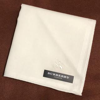 バーバリー(BURBERRY)のバーバリー ハンカチ(ハンカチ/ポケットチーフ)