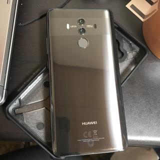HUAWEI mate 10 PROチタニウムグレー美品(スマートフォン本体)