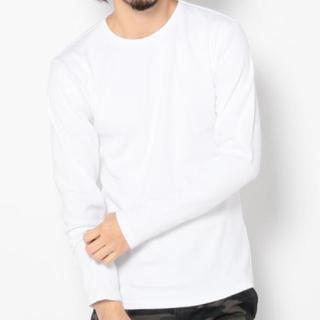 アヴィレックス(AVIREX)の新品アヴィレックスMサイズクルーネックロンティー!(Tシャツ/カットソー(七分/長袖))