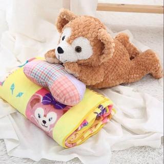 ダッフィー(ダッフィー)のダッフィー 抱き枕 ブランケット .:*♡(キャラクターグッズ)