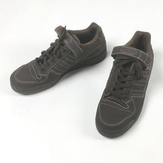 アディダス(adidas)のadidas アディダス スニーカー ブラウン 27cm(スニーカー)