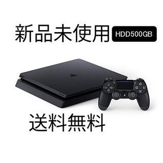 PS4 本体 ジェット・ブラック 500GB CUH-2200