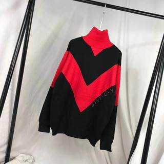 ジバンシィ(GIVENCHY)のレディース  メンズ 秋服 長袖 セーター(ニット/セーター)