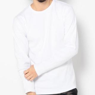 アヴィレックス(AVIREX)の新品アヴィレックスXLサイズクルーネックロンティー!(Tシャツ/カットソー(七分/長袖))