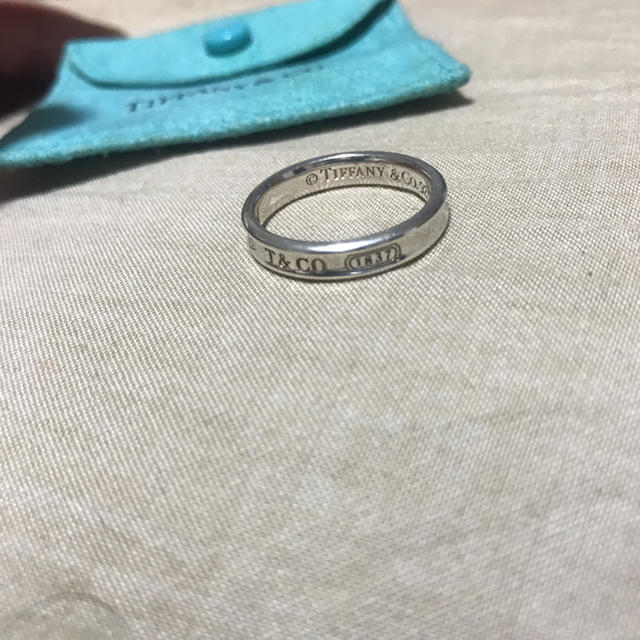 Tiffany & Co.(ティファニー)のティファニー Tiffany&co リング 925 シルバー メンズのアクセサリー(リング(指輪))の商品写真