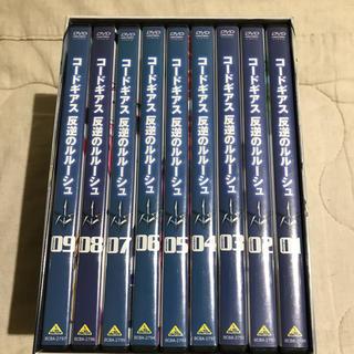 コードギアス 反逆のルルーシュ BOX付初回版全9巻セット