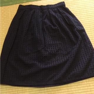 ナチュラルビューティーベーシック(NATURAL BEAUTY BASIC)のnatural beauty basic♡膝丈スカート(ひざ丈スカート)