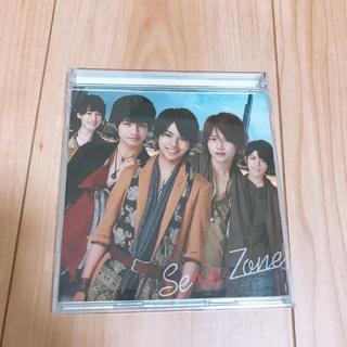 セクシー ゾーン(Sexy Zone)のSexy Zone CD 初回限定盤F(アイドルグッズ)