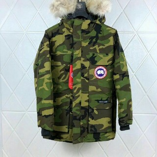 CANADA GOOSE - CANADA GOOSE カナダ グース 超防寒-40℃ダウンジャケット