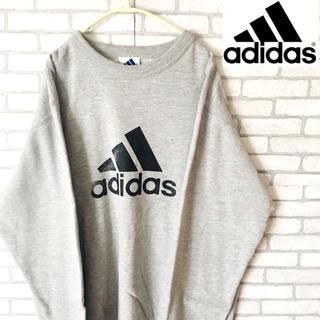 アディダス(adidas)のadidas アディダス スポーツ スウェット ロゴ トレンド トレーナー 人気(スウェット)